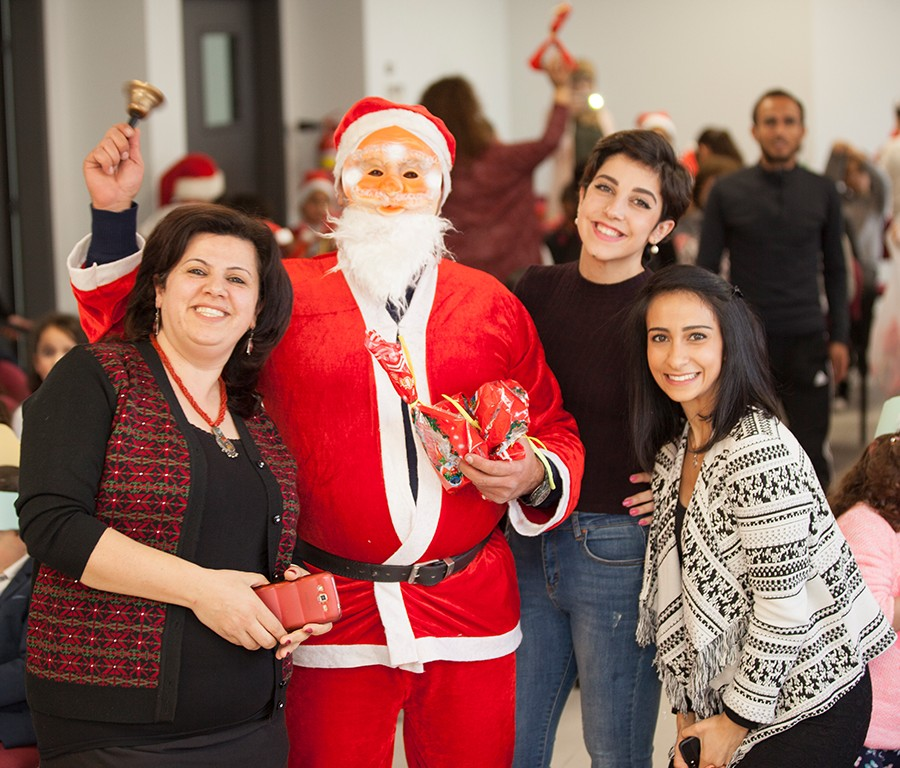 A fun-filled time to celebrate the end of our 1st term at REA