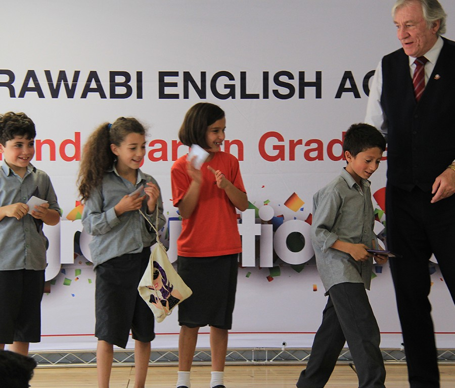 For their hard work, achievement, improvement and progress, pupils received an award from Mr.Bowery at the end of year.